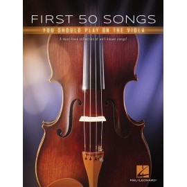 FIRST 50 SONGS              HL00322939