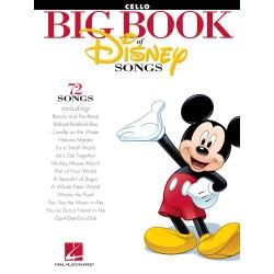 BIG BOOK OF DISNEY SONGS   HL00842622