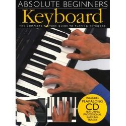 ABSOLUTE BEGINNERS AM986425, KEYBOARD