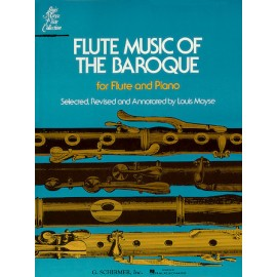 FLUTE MUSIC OF BAROQUE ERA    HL50330330