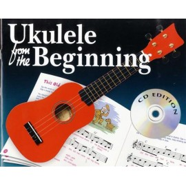 UKULELE FROM THE BEGINNING    CH72831