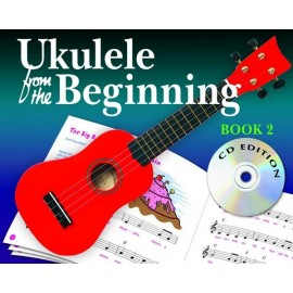 UKULELE FROM THE BEGINNING    CH75372