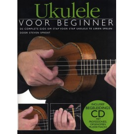 UKULELE VOOR BEGINNERS         AM999526