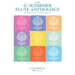 SCHIRMER FLUTE ANTHOLOGY   HL50499531