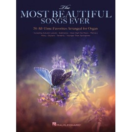 THE MOST BEAUTIFUL SONGS EVER   HL00144638