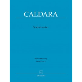 STABAT MATER  / VOCAL SCORE