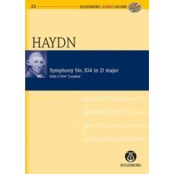 SYMPHONY NO.104 D-DUR