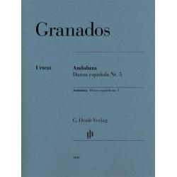 ANDALUZA DANZA ESPANOLA NO.5