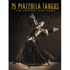 25 TANGOS FOR TRUMPET AND PIANO