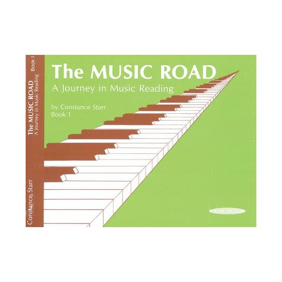THE MUSIC ROAD V.1