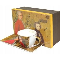 Filiżanka Mozart 1 szt - zestaw śniadaniowy