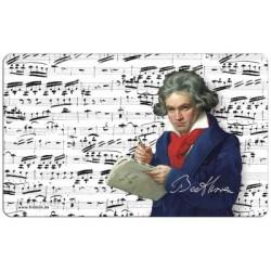 Podkładka na stół, motyw Beethoven