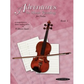 ADVENTURES IN MUSIC READING FOR VIOLIN V.I