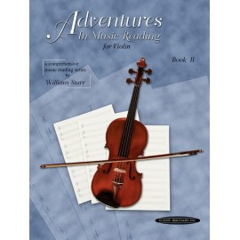 ADVENTURES IN MUSIC READING FOR VIOLIN V.II