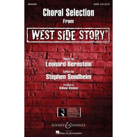 WEST SIDE STORY / CHORAL SELECTION