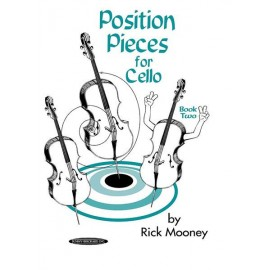 POSITION PIECES FOR CELLO / VOL.2