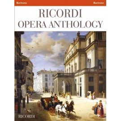 RICORDI OPERA ANTHOLOGY   NR 141592