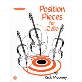 POSITION PIECES FOR CELLO / VOL.1