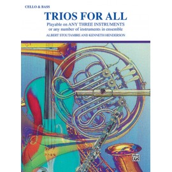 Trios for All / Cello & Bass