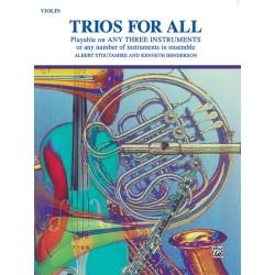 Trios for All / Violin