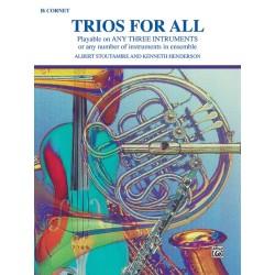Trios for All / Cello & Bass / Trumpet/Cornet