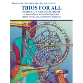 Trios for All / Piano -Conductor