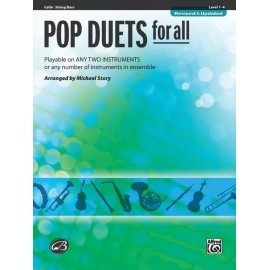 Pop duets for all / Celloo/ String Bass
