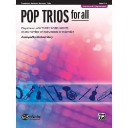 Pop duets for all / Trombone, Basson, Tuba