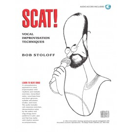 SCAT VOCAL IMPROVISATION