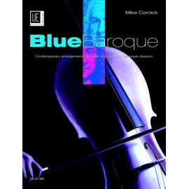 BLUE BAROQUE FOR CELLO AND PIANO