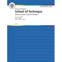 SCHOOL OF VIOLA TECHNIQUE  VOL.3