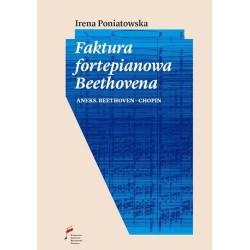 FAKTURA FORTEPIANOWA BEETHOVENA