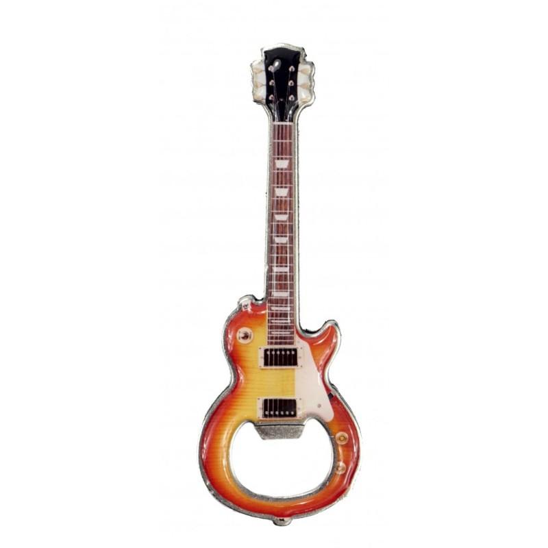 gitara elektryczna, metal, 12 cm