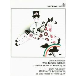 KABALEWSKI,D.          ES 2200