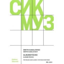 KABALEWSKI,D.          SIK 2431