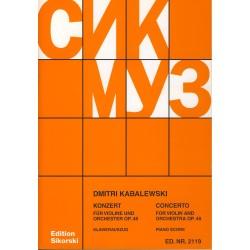 KABALEWSKI,D.          SIK 2119