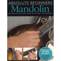 ABSOLUTE BEGINNERS AM985798, MANDOLIN