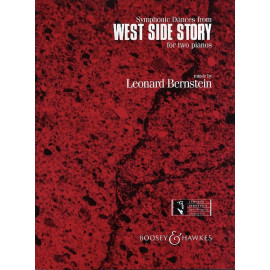 SYMPHONIC DANCES FROM WEST SIDE STORY FOR TWO PIAN