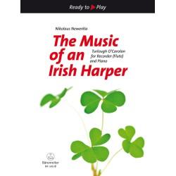 THE MUSIC OF AN IRISH HARPER
