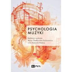 PSYCHOLOGIA MUZYKI