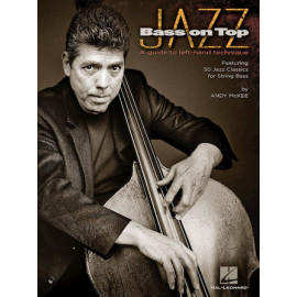 15 JAZZ CLASSICS FOR STRING BASS