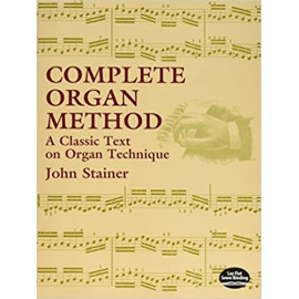 A CLASSIC TEXT ON ORGAN TECHNIQUE