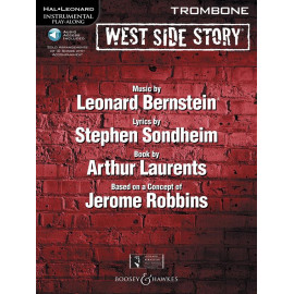 WEST SIDE STORY/ VOCAL SELECTFON FOR TROMBONE
