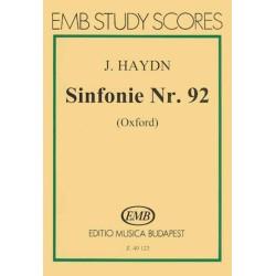 SYMPHONY NO.92 / SCORE