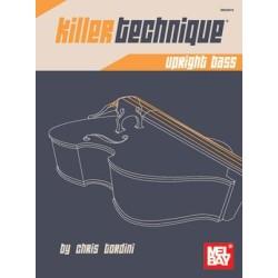 KILLER TECHNIQUE FOR DOUBLE BASS