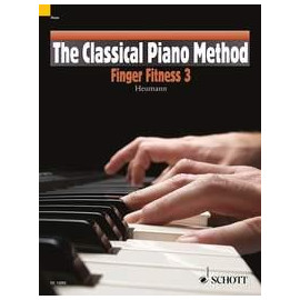 THE CLASSICAL PIANO METHOD / FINGER FITNESS 3