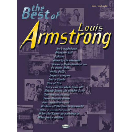 ARMSTRONG LOUIS ML2297, THE BEST OF PIANO/VOCAL/GU
