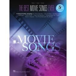 BEST MOVIE SONGS EVER    HL00291062