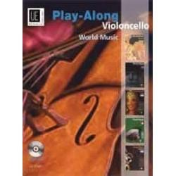WORLD MUSIC / VIOLONCELLO