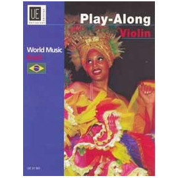 WORLD MUSIC/BRAZIL / VIOLIN